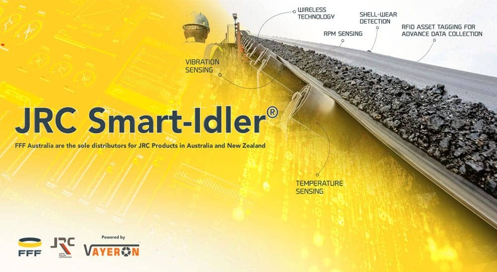 FFF Australia - Blog post - JRC Smart-Idler Launch