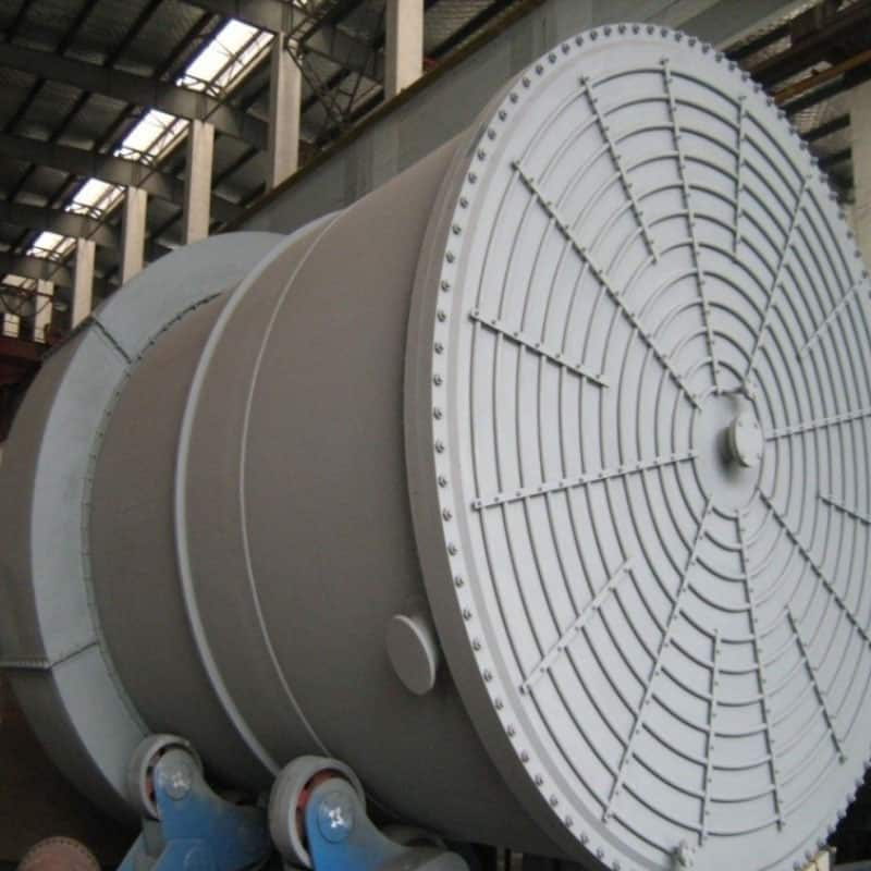 FFF Australia - Pressure Equipment - Heat Exchanger