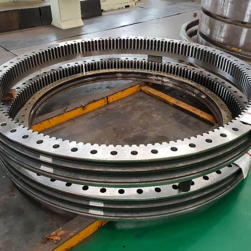FFF Australia Products Mechanical Slew Gears Internal