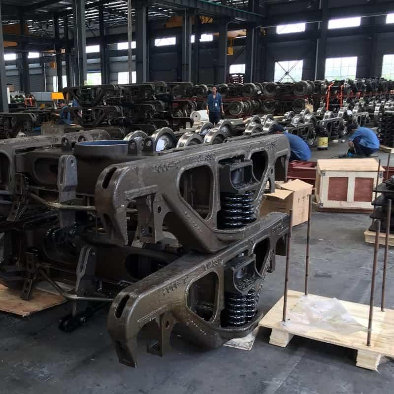 Rail Axles, Wheels & Components – FFF Australia